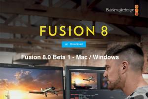 Fusion 8.0 Beta 1